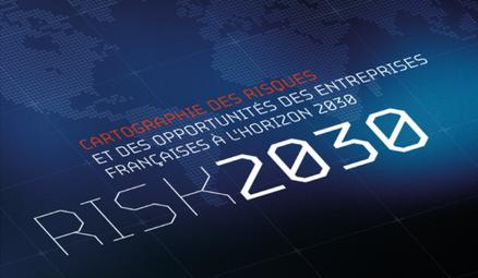 Cartographie des risques et opportunités - Risk2030 - Résultats